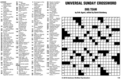 Fabulous image with sunday crossword printable